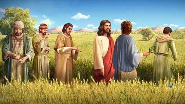 Syn człowieczy jest Panem szabatu