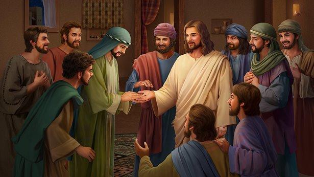 after-Jesus-resurrection
