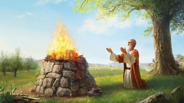 Ocena Hioba przez Boga zapisana w Biblii
