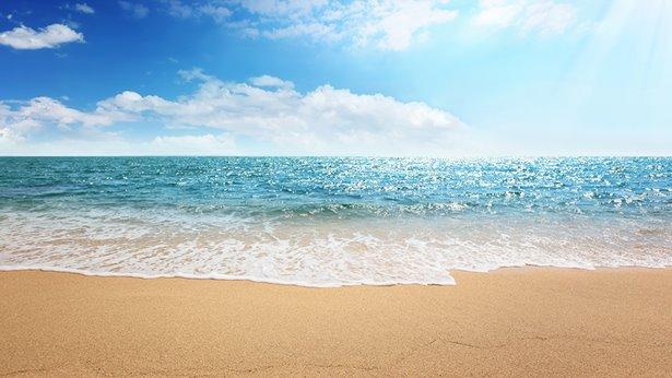 Trzeciego dnia Słowa Boga rodzą ziemię i morza, a autorytet Boga sprawia, że świat przepełnia się życiem