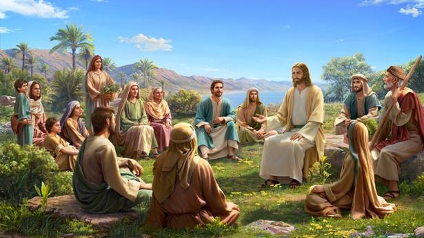 Kazanie na górze Przypowieści Pana Jezusa Przykazania