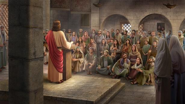Pytania o wiarę Boże nastawienie do grzeszników